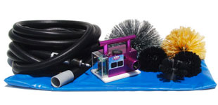 Air Duct Cleaning Equipment