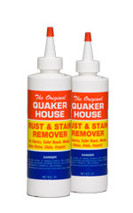 Quaker House Stain Remover