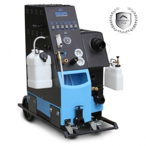 this unit can be used for carpet extraction hard surface cleaning flood extraction and