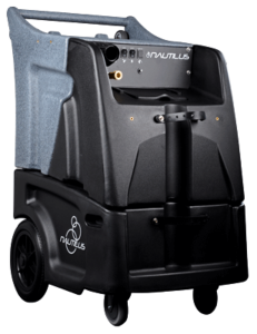 the nautilus series is a new generation of portables for a new generation of cleaners these portable extraction machines can be used for carpet