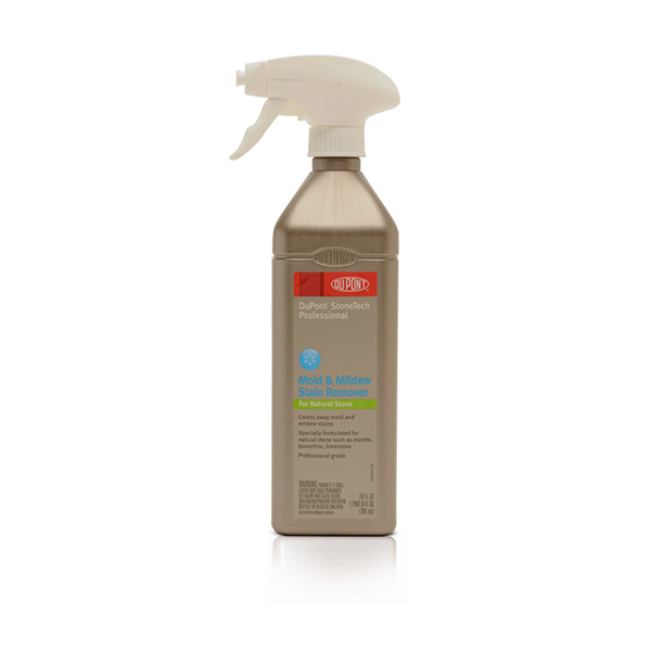 Mold And Mildew Remover For Natural Stone